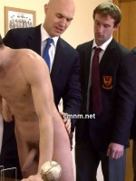 CMNM - Logan and Vincent Punished