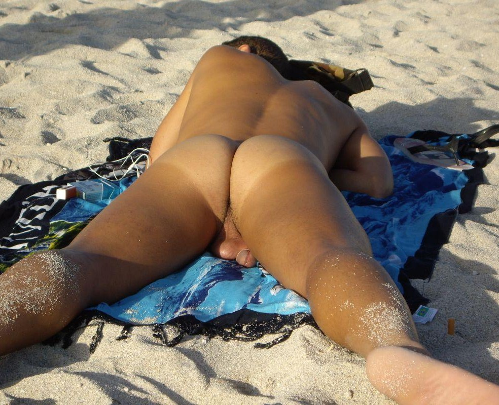 Well understand Sexy nude beach booties have