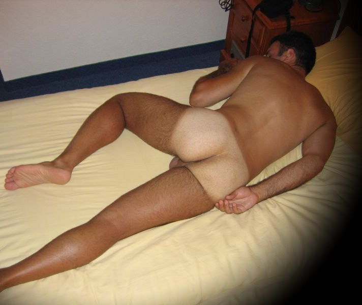 boy stripped naked sleeping