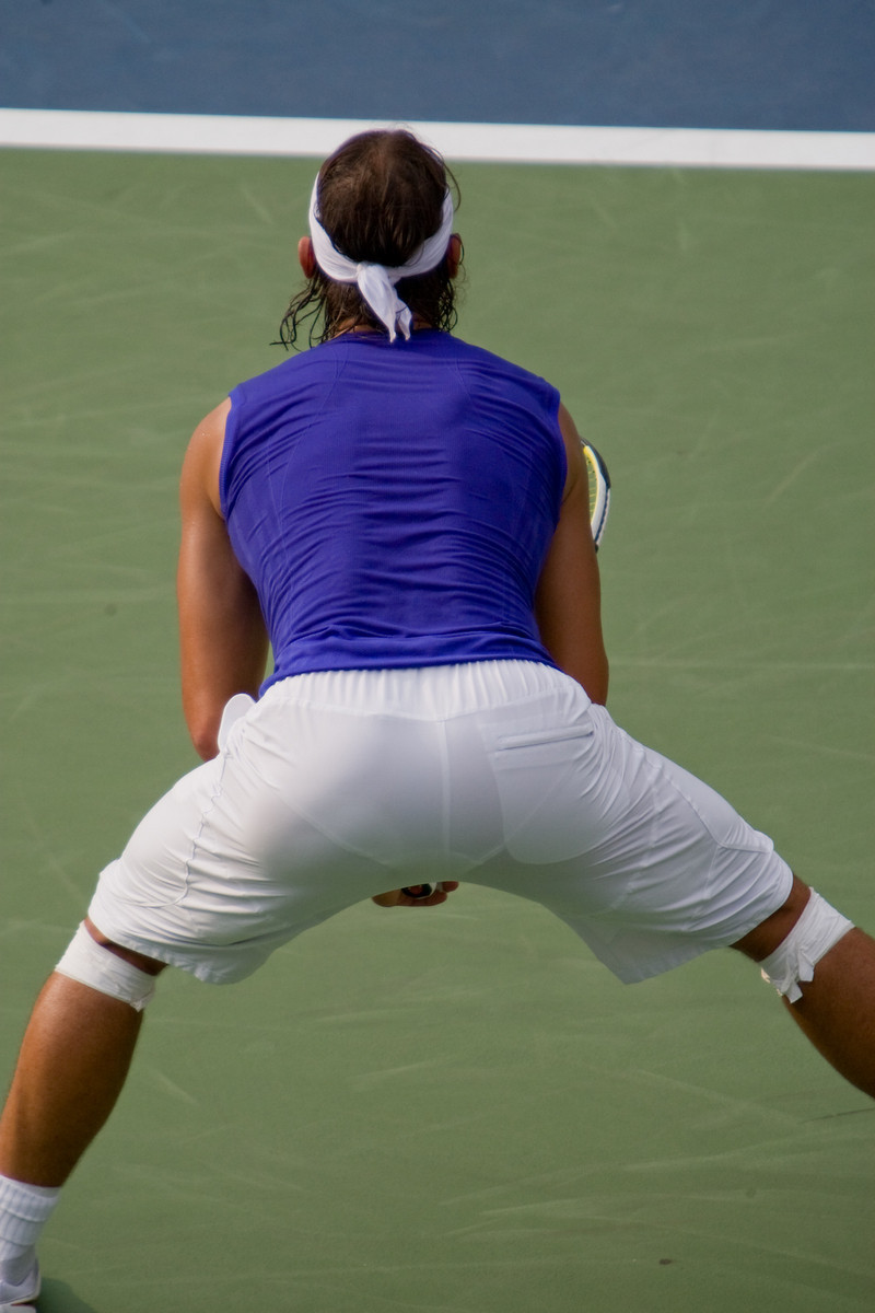 Naked Tennis Butts 96
