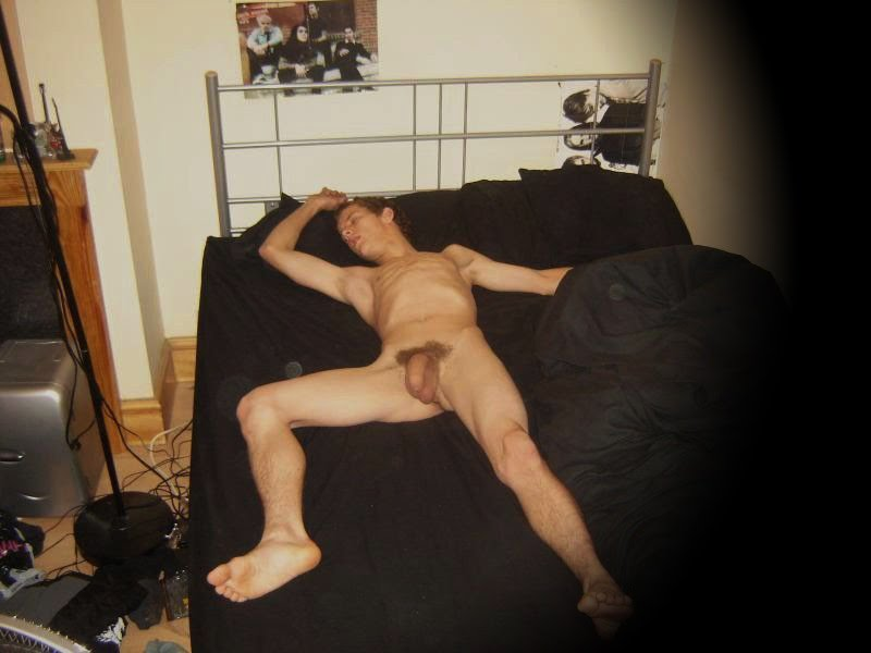 Men Caught Nude 32