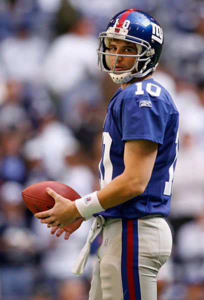 Eli Manning Football Player