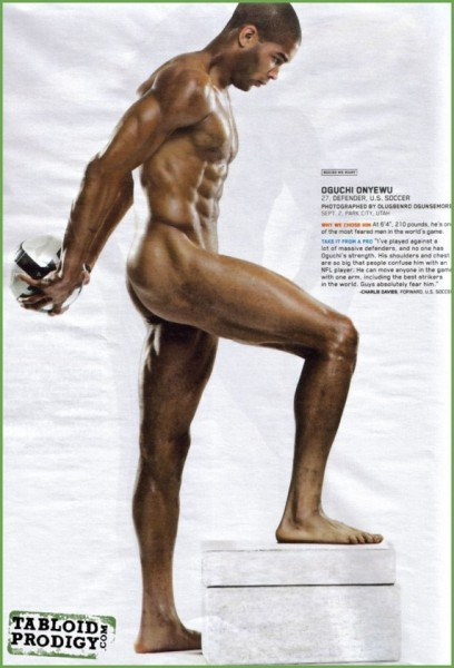 ESPN's Body Issue Photos 10