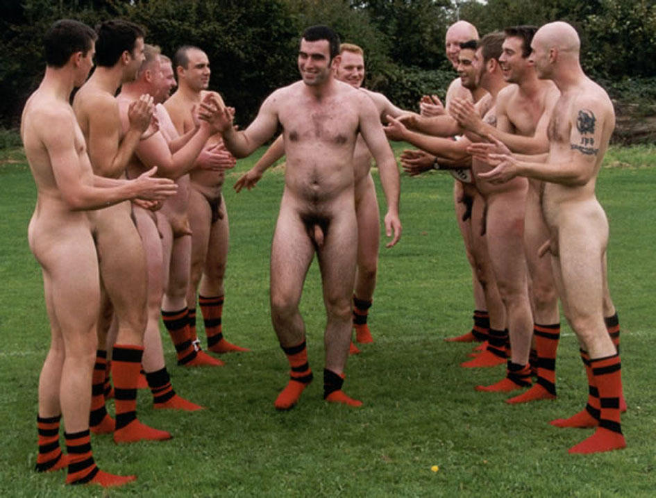 Naked Rugby Pictures 21
