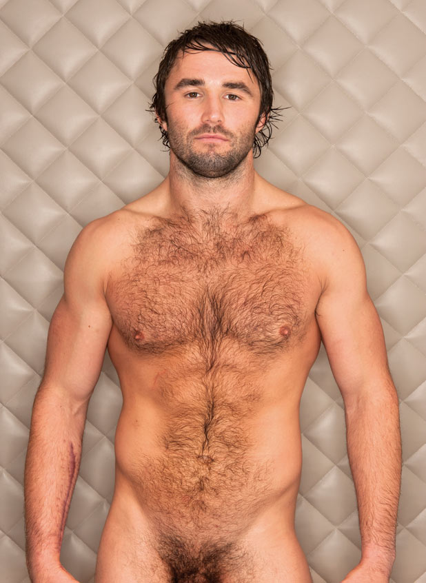 Rugby hunks nude