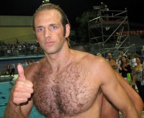 Where can Naked dudes water polo players right! good