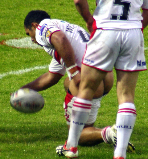 Naked Ruggers
