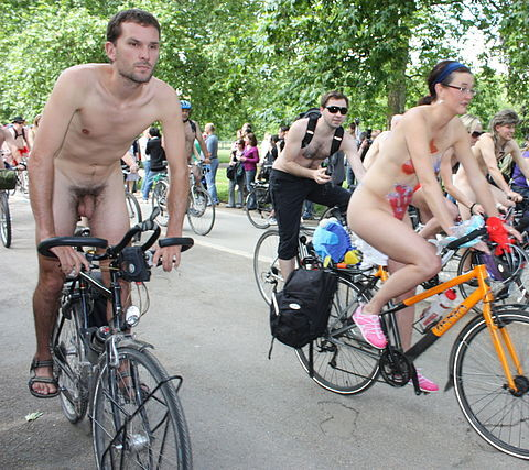 Naked Teen Cyclists 10