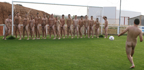 Naked Fraternity Guys 4