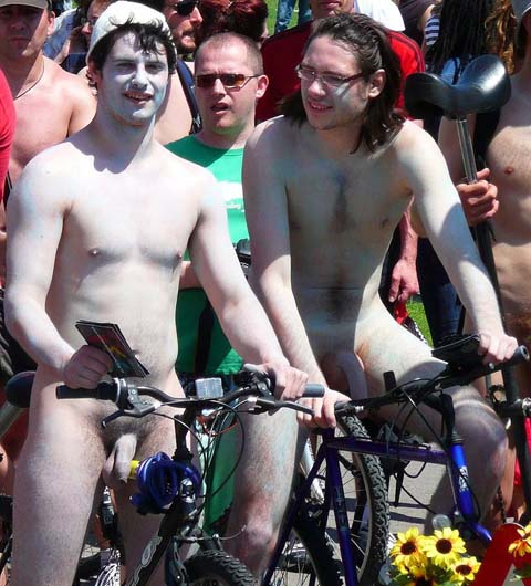 Nude Cyclists 4
