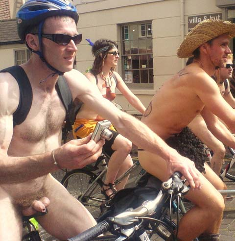 Nude Cyclists 5