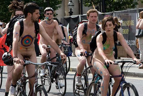 Nude Cyclists 7