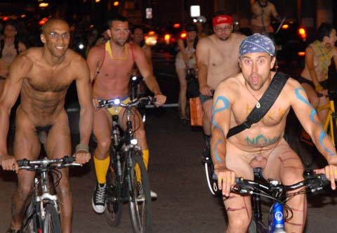 Nude Cyclists 8