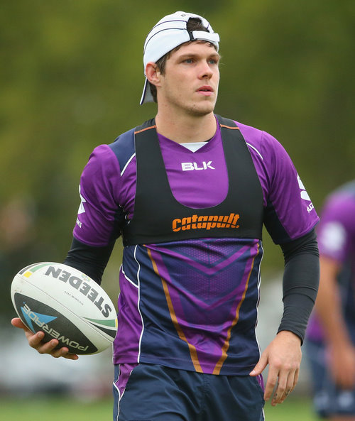 Ben Hampton of the Melbourne Storm 1