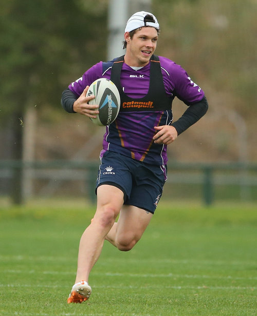 Ben Hampton of the Melbourne Storm 2