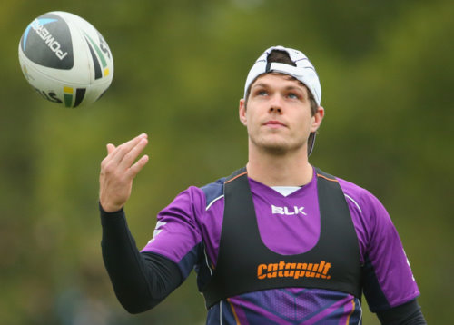 Ben Hampton of the Melbourne Storm 4