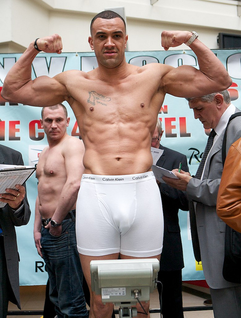 Question how boxers weigh in nude photos